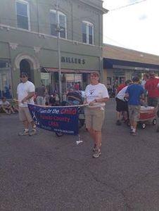 Winamac parade