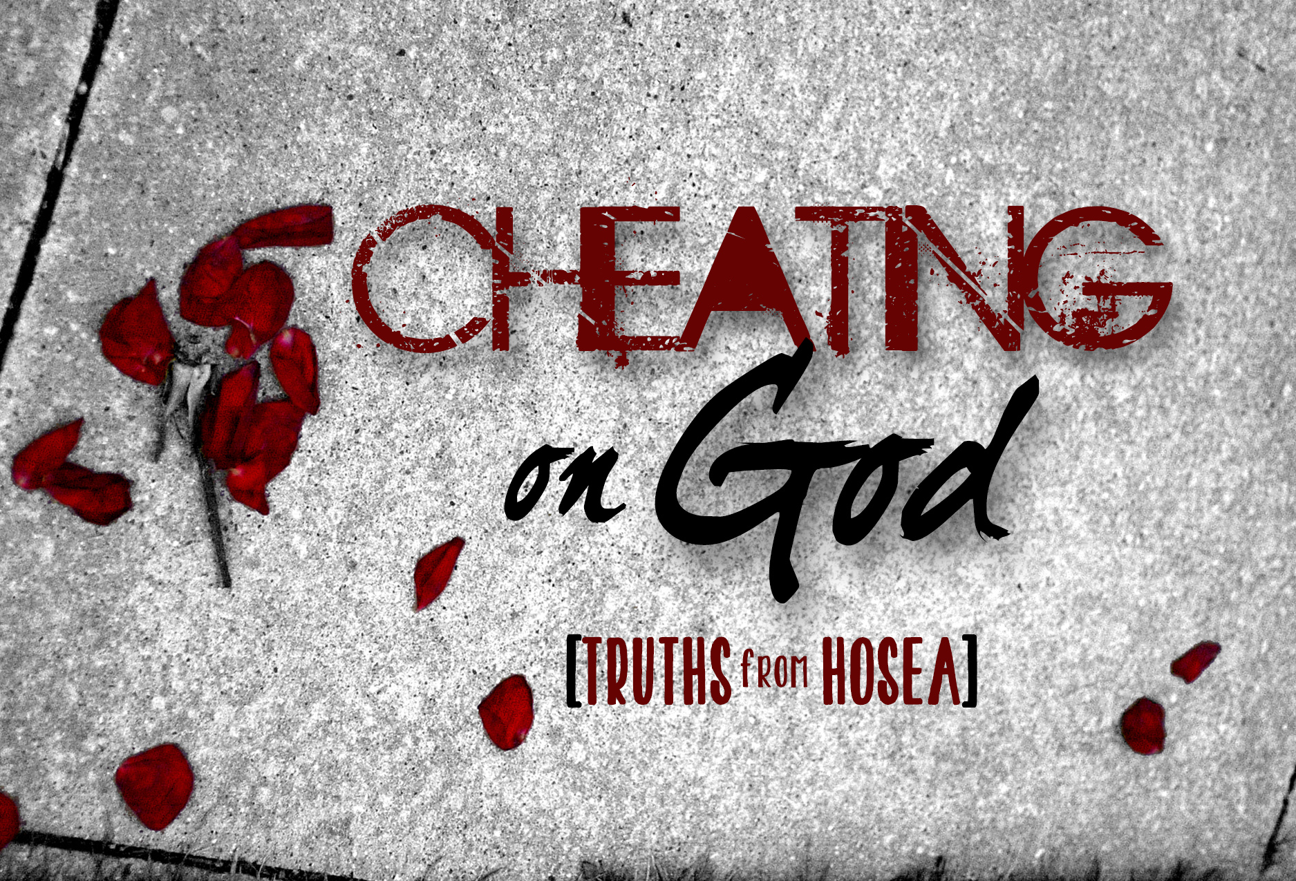 Cheating on god
