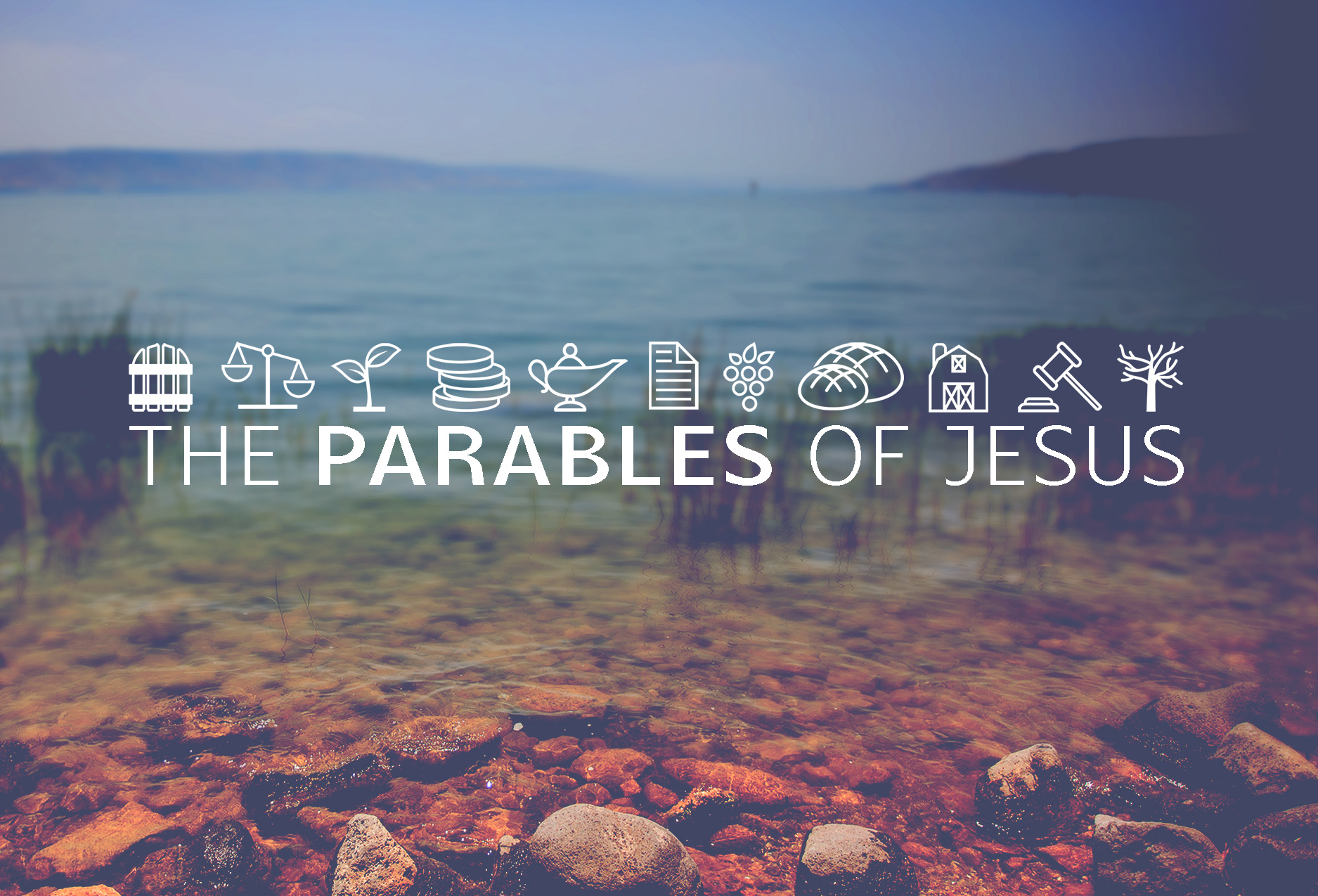 Parables series graphic