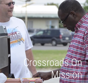 Crossroads on mission