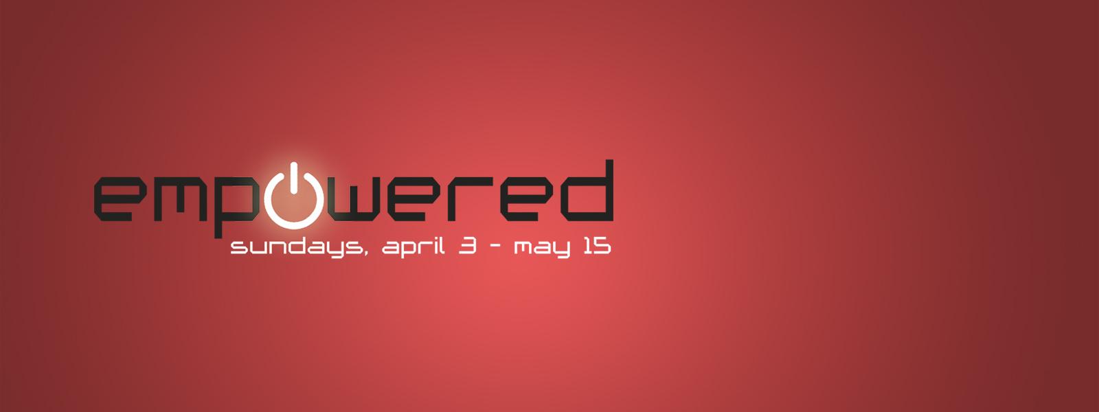 Banner   empowered series