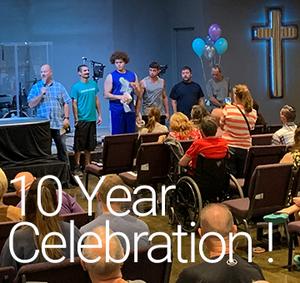 10 yr. celebration