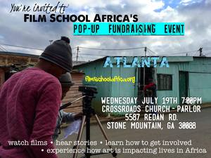 Fsa fundraising event invite atlanta