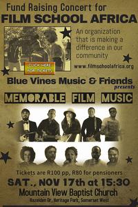Fundraiser concert link