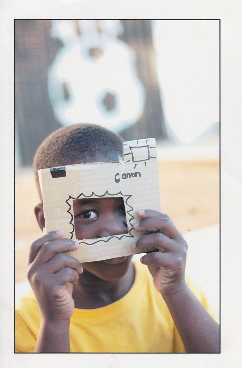 Cardboard camera 1