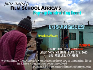 Fsa fundraising event invite la