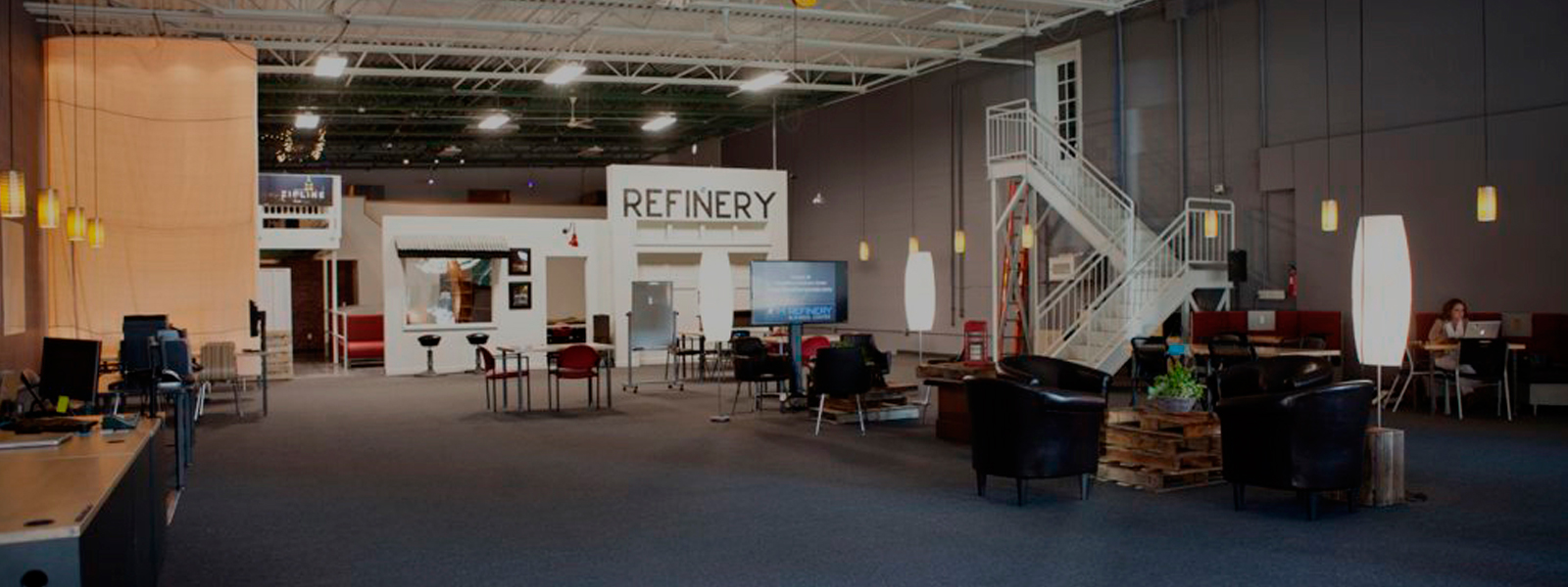 The Refinery Business Center