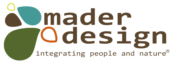Official mader design logo r