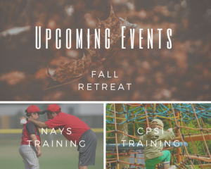 Upcoming events  fall 2017 (1)