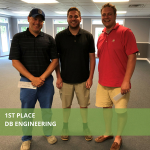 2018 golf outing winner picture