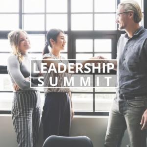 Leadership summit square