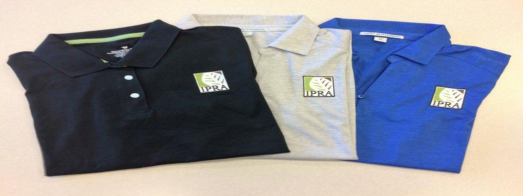 NEW! IPRA Online Logo Wear Store