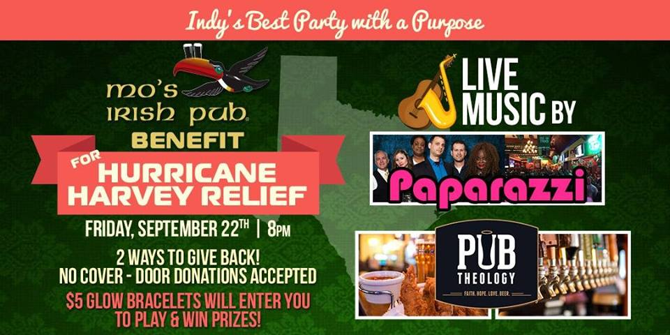Hurricane Harvey Relief Benefit