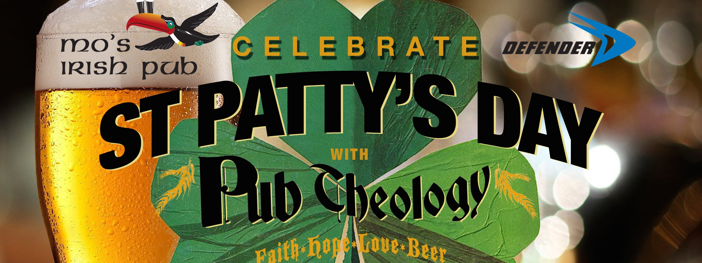 St. Patrick's Day Big Event