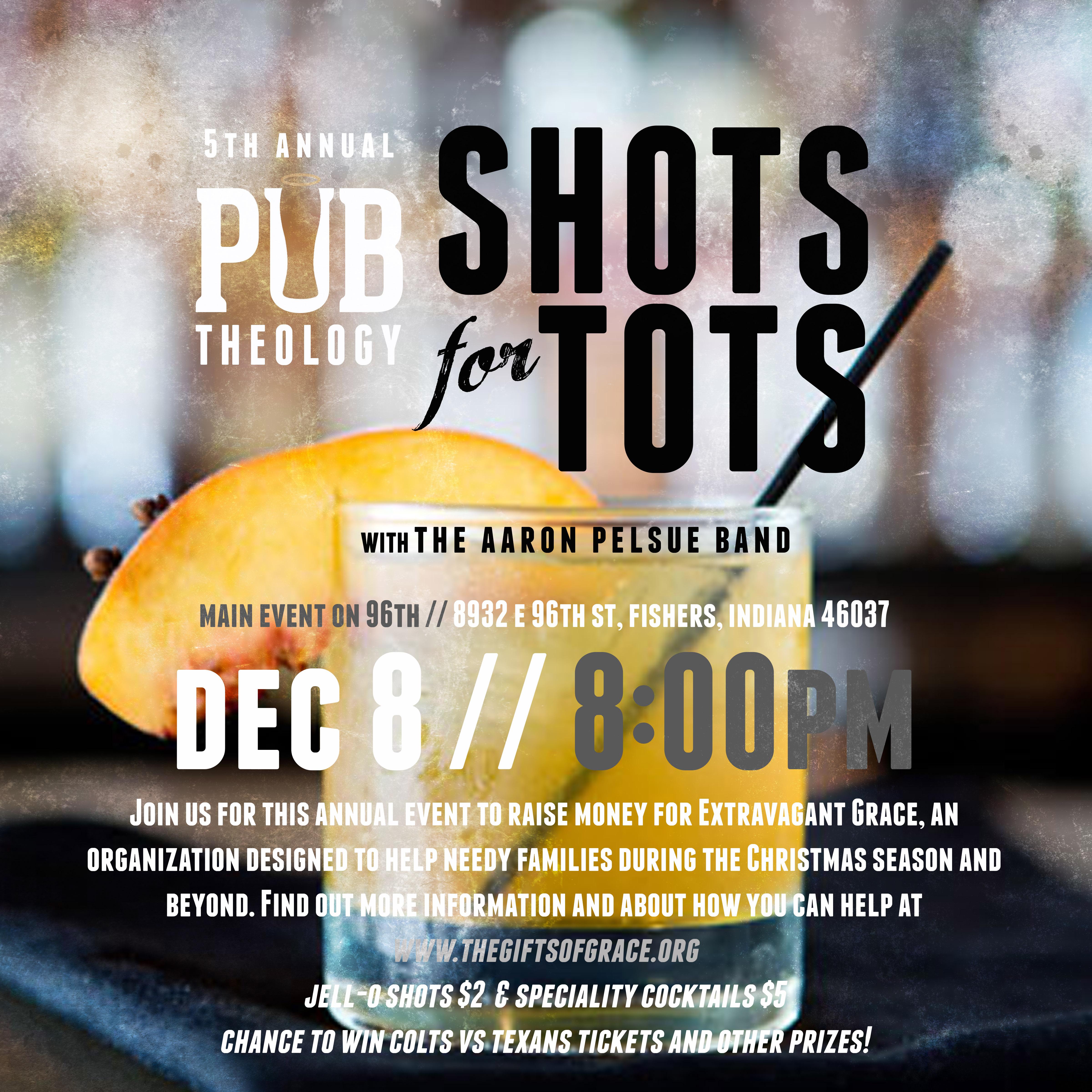 Shots for Tots