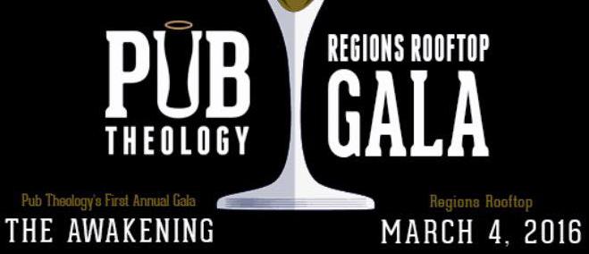 Pub Theology's First Annual Gala