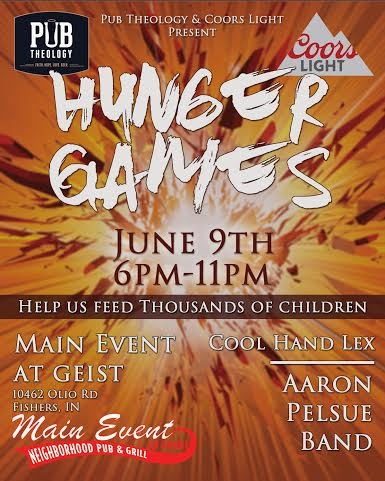 Hunger Games June 9th!