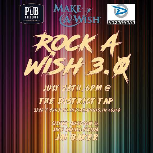 Rock A Wish 3.0