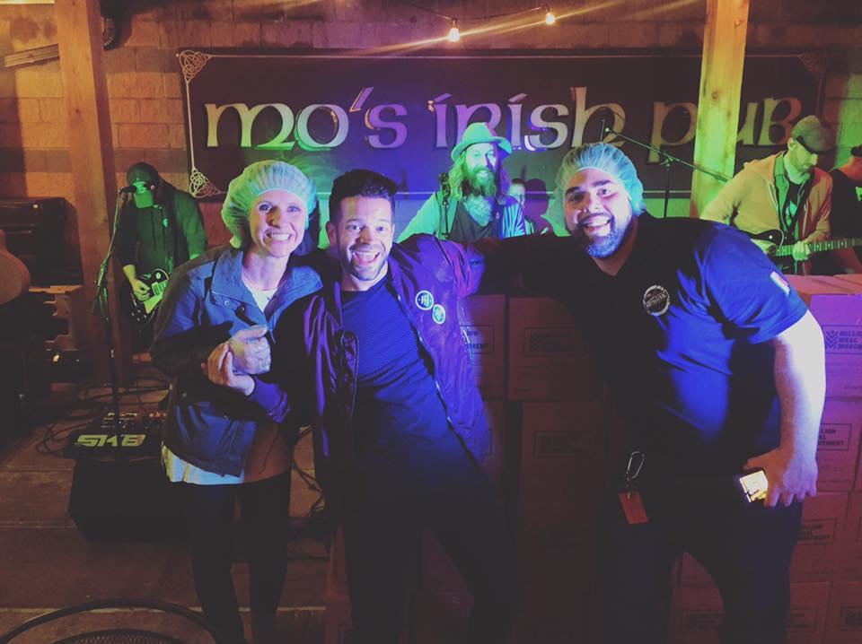 Meal Pack at Mo's Irish Pub