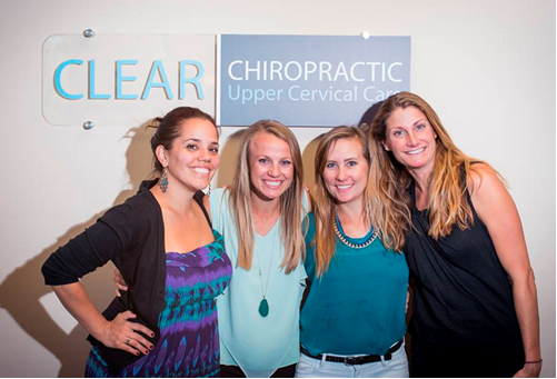 Congratulations Clear Chiropractic!
