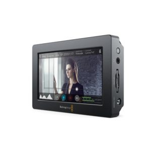 "Blackmagic Design Video Assist HDMI/6G-SDI Recorder and 5"" Monitor"