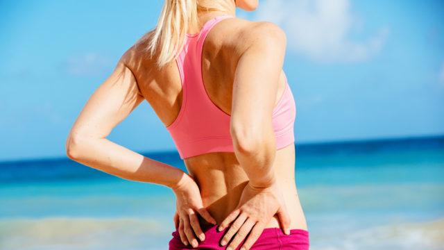 back pain, lower back pain, sports injury