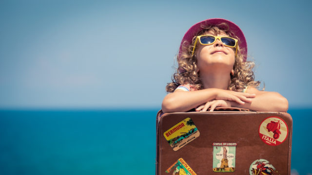 vacation, child, better health