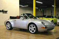 1997-porsche-993-c2-cabriolet-6-speed-rare-arctic-silver-with-boxster-red