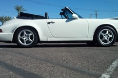 1992-porsche-white-964-5-speed-cabriolet