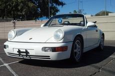 1992-964-cabriolet-white-52k-mi