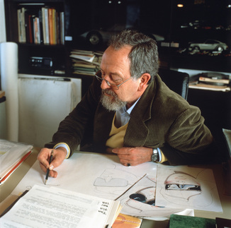 Ferdinand Alexander Porsche, 1989.