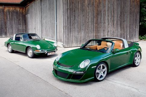 Ruf&#39;s Greenster 1