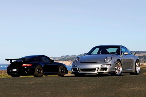 Tuned 997S vs 997 GT3 1