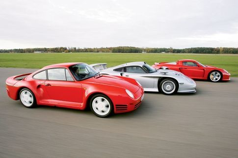 Porsche Supercars 1