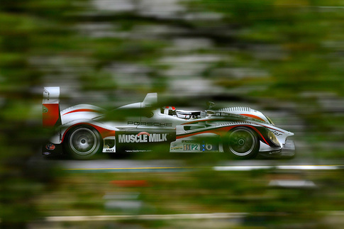 The RS Spyder finished second in class. Photo by Bob Chapman
