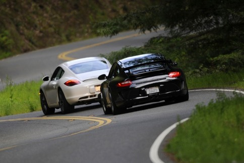 Driving paradise? We think so... Photo by Bob Chapman/Autosportimage.com