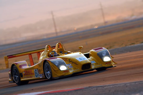 RS Spyder. Photo courtesy Porsche