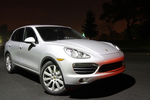 2011 Cayenne S. Photo by Damon Lowney