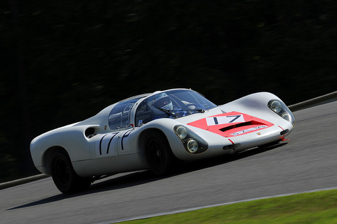 Nürburgring-winning 910. Photo by Bob Chapman/AutosportImage.com