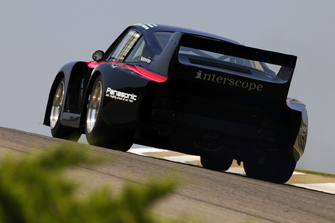 Interscope-liveried 935. Photo by Bob Chapman/AutosportImage.com