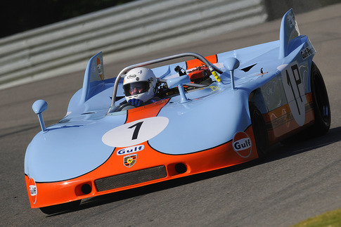 908/3 in early-morning light. Photo by Bob Chapman/AutosportImage.com