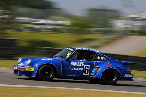Kremer RSR at speed. Photo by Bob Chapman/AutosportImage.com