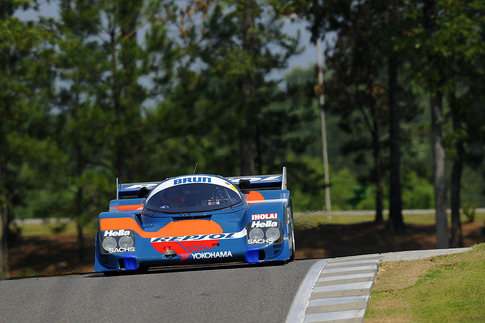 Brun 962 cresting a hill. Photo by Bob Chapman/AutosportImage.com