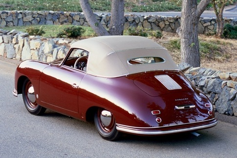1951 356 Glser Cabriolet 1