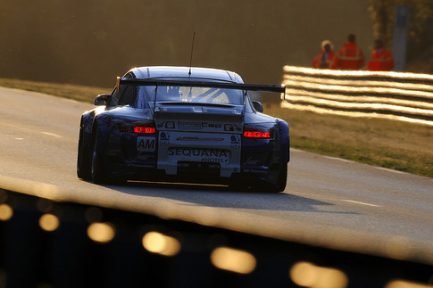 70 Larbre Competition – Belloc, Bourret, Gibon (GTE-Am): Between Mulsanne and Indianapolis