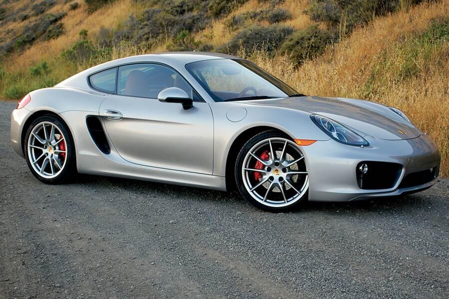 2014 Porsche Cayman S 1