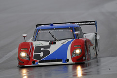 Rainy start at Watkins Glen. Photo by Bob Chapman/AutosportImage.com