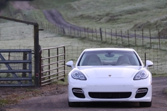Driven: 2011 Panamera Turbo 1
