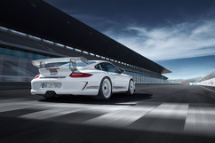 Porsche 911 GT3 RS 4.0. Photo courtesy Porsche