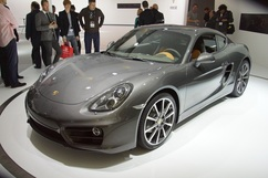 New Cayman debuts at LA Auto Show 0